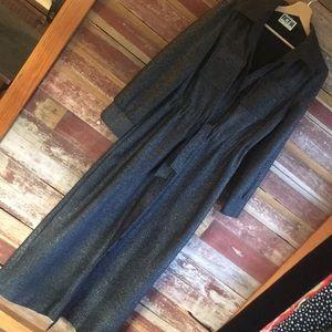 Act III vintage dress coat/dress